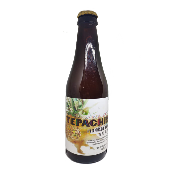 Tepachisimo - Tepache Mexican Probiotic Pineapple Soda 330ml