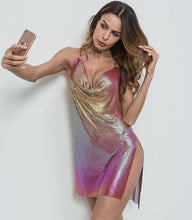 Load image into Gallery viewer, Glitter Mini Dress Collection