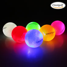Load image into Gallery viewer, Led Golf Balls 4 pcs/pack for Night Training