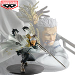 Figurine smoker vice amiral | Figurines Mangas