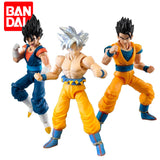 Lot de Figurines Articulées ; Goku, Gohan et Vegeto | Figurines Mangas