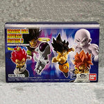 Lot de Figurines </br> Sangoku, Gogeta, Vegeta, Jiren, Freezer et Broly