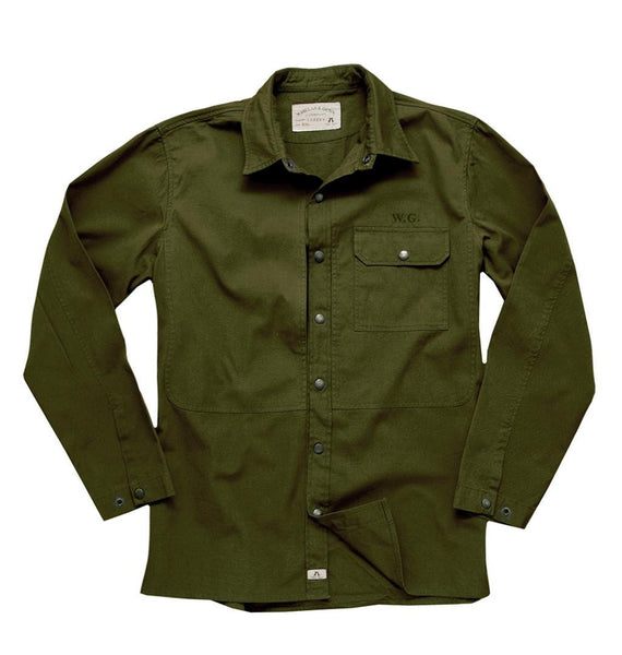 robustes Worker | Outdoor Shirt- Herrenhemd William | Größe XS und S-M - OUT OF AUSTRALIA | Kakadu Traders Australia