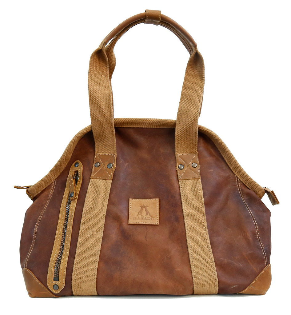 Australische Schulter | Hand | Ledertasche im Vintage-Look, Flying Doctor's - OUT OF AUSTRALIA | Kakadu Traders Australia