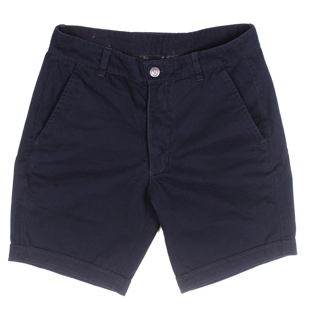 Leichte Freizeit | Sommer Shorts Charlston aus Baumwolle in marineblau - OUT OF AUSTRALIA | Kakadu Traders Australia