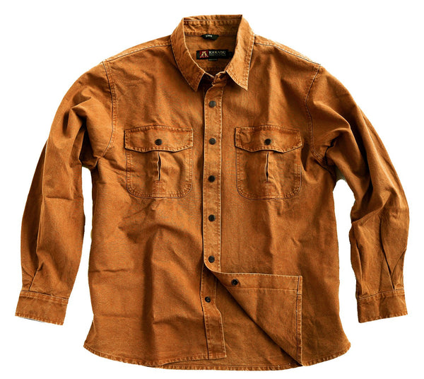 Taffes Outdoor | Freizeit Shirt- Herrenhemd McLeod | SONDERPOSTEN - OUT OF AUSTRALIA | Kakadu Traders Australia