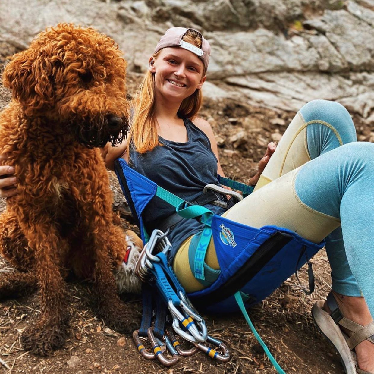 Top 10 Adventure Dogs from Crazy Creek Chairs