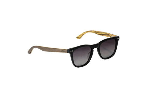 Midnight Riders Black Sunglasses