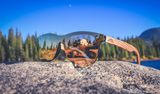Rose Gold Summit Series Sunglasses
