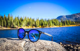 Blue Lagoon #NoRegrets Series Sunglasses