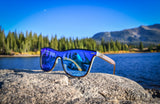 Blue Dusk Alpine Series Sunglasses