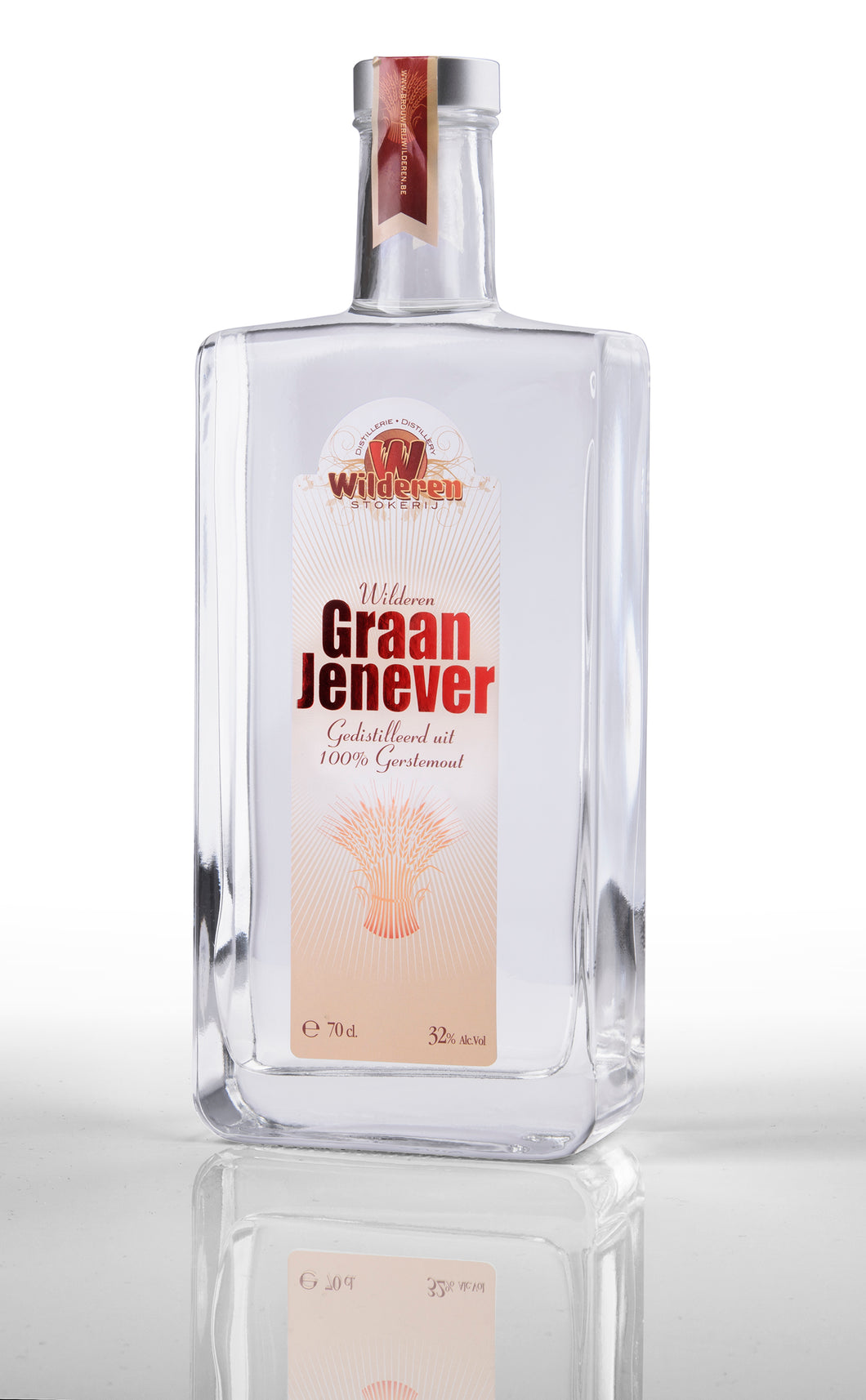 Wilderen Graanjenever 70cl
