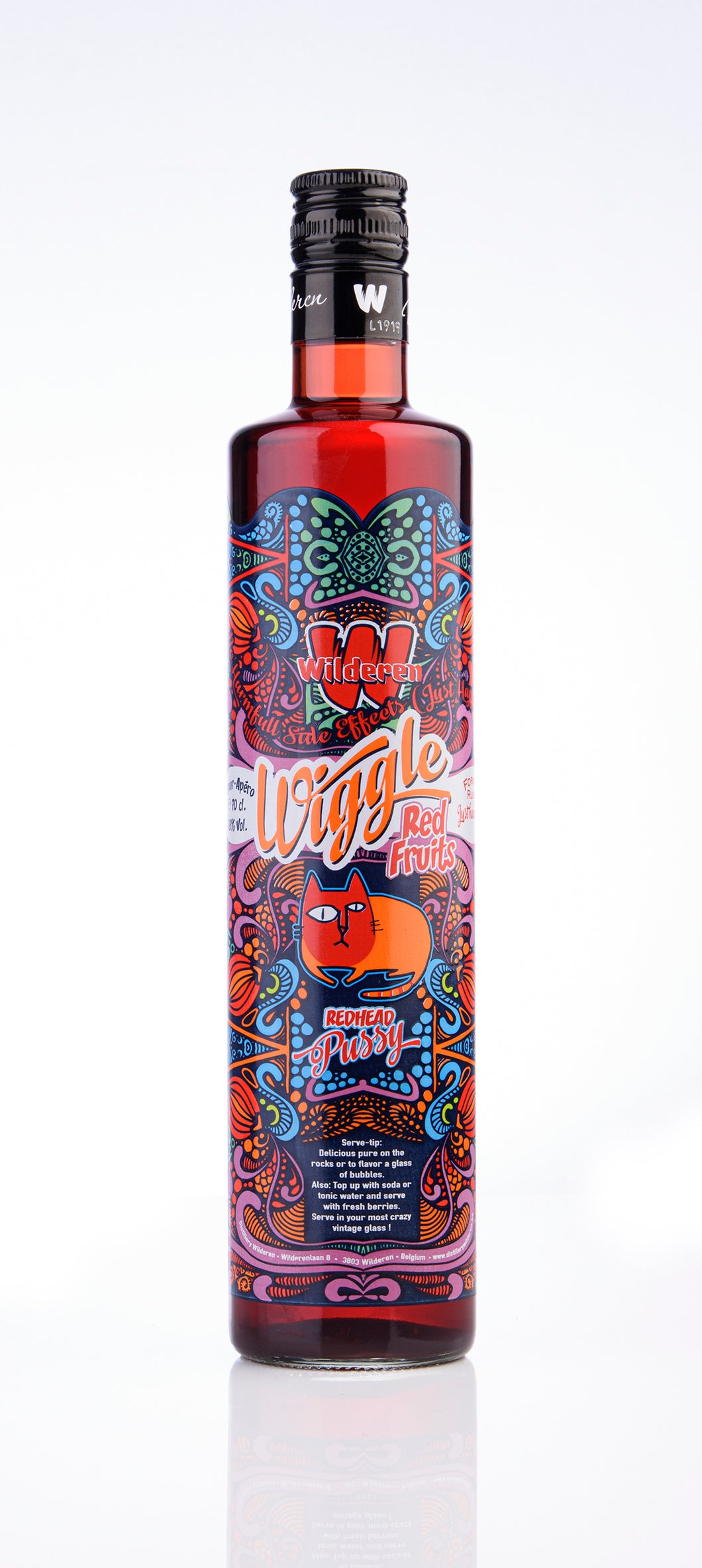 Wiggle Apéro Red Fruits 70cl