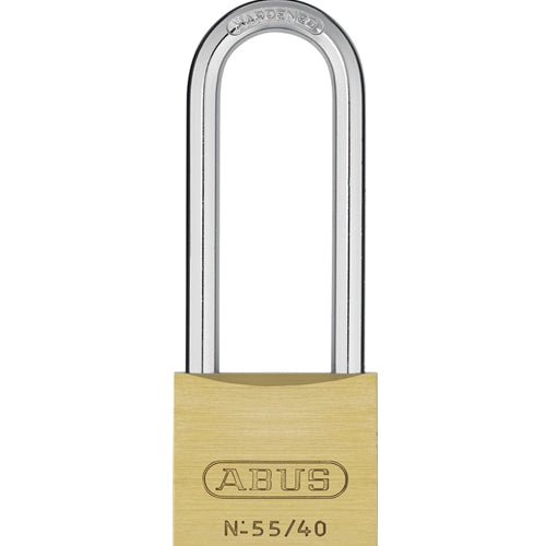 ABUS 55HB/40 Solid Brass Padlock-AbusLocks.com