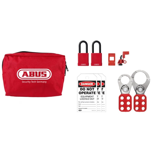 ABUS K900 Personal Lockout Pouch-AbusLocks.com
