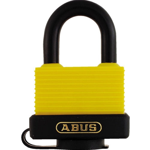 ABUS 70/45 Covered Brass Padlock