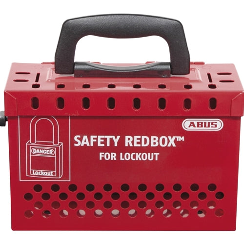 ABUS B835RED Standard Lock Box-AbusLocks.com