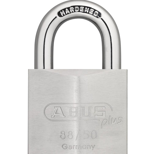 ABUS 88/40 Chrome-Plated Solid Brass Padlock-AbusLocks.com