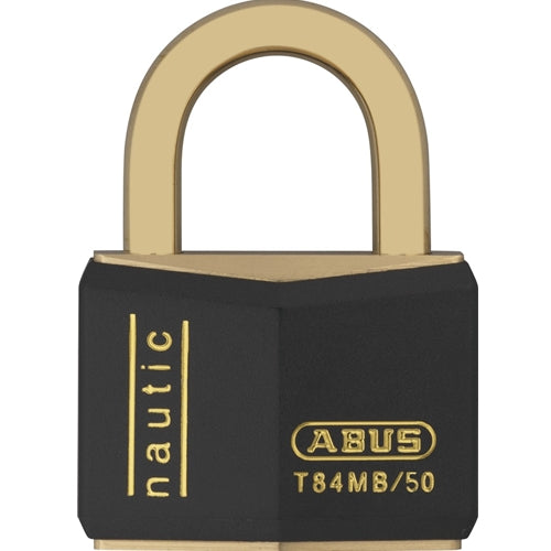 ABUS T84MB/50 Weather Resistant Brass Padlock-AbusLocks.com