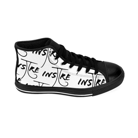 Women's High-top Sneakers Inspire LOGO