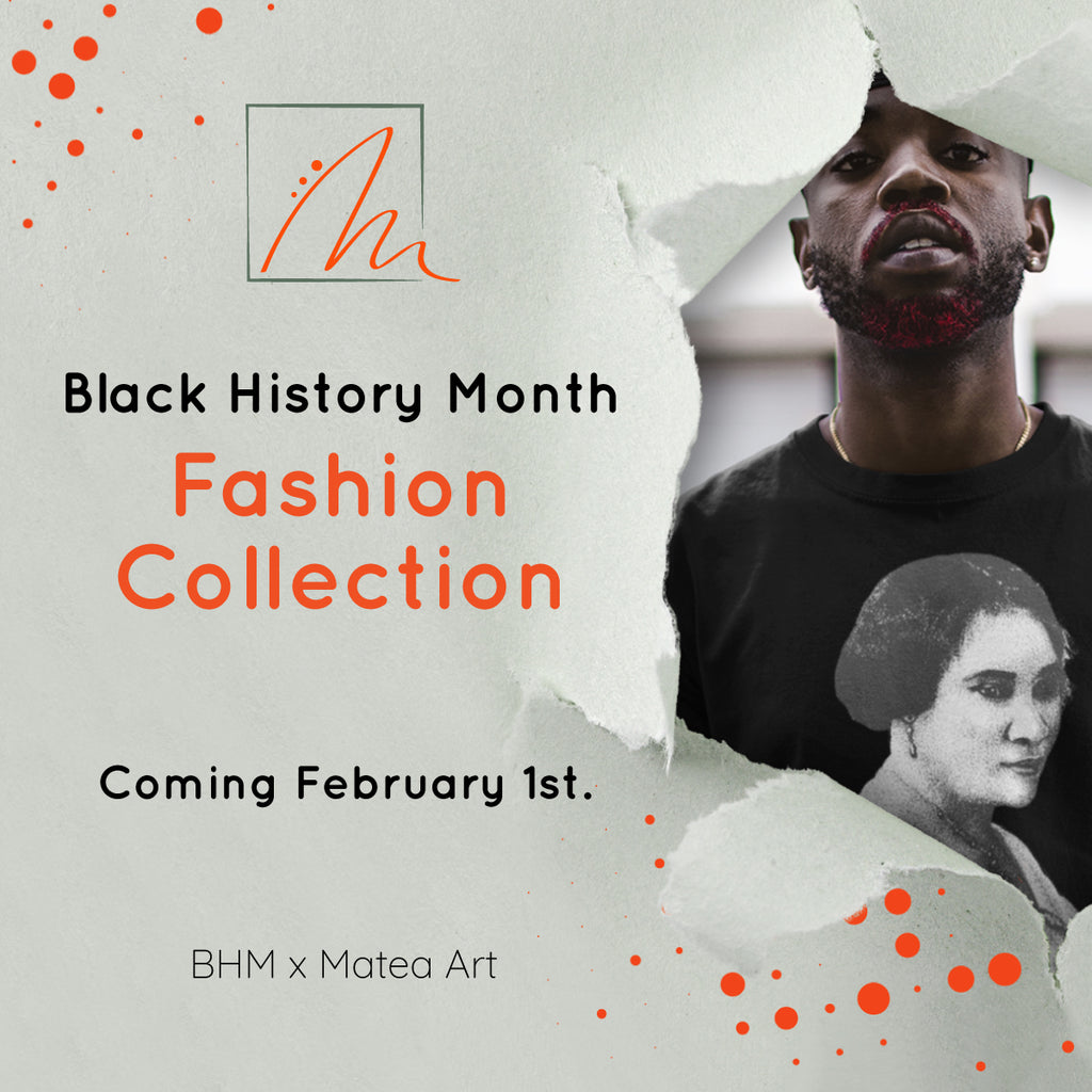 Black History Month Collection | Coming February 1st