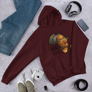 "Open image in slideshow, ""Mama Africa"" Unisex Hoodie"