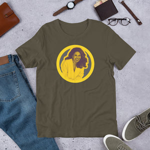 "Open image in slideshow, ""First Lady Superheroe"" Unisex T-Shirt"