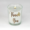 INNERVOICE CANDLE THANK YOU