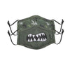 DINOSAUR/TEETH MASKS