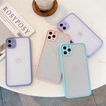 Load image into Gallery viewer, Shockproof Slim Matte Bumper Case Cover Hard 9 colors For Apple iPhone 11 Pro Max