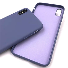 Load image into Gallery viewer, Liquid Silicone Shockproof Phone Case 9 Colors For iPhone 7Plus/8Plus