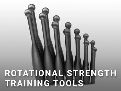 Rotational Strength Training Tools