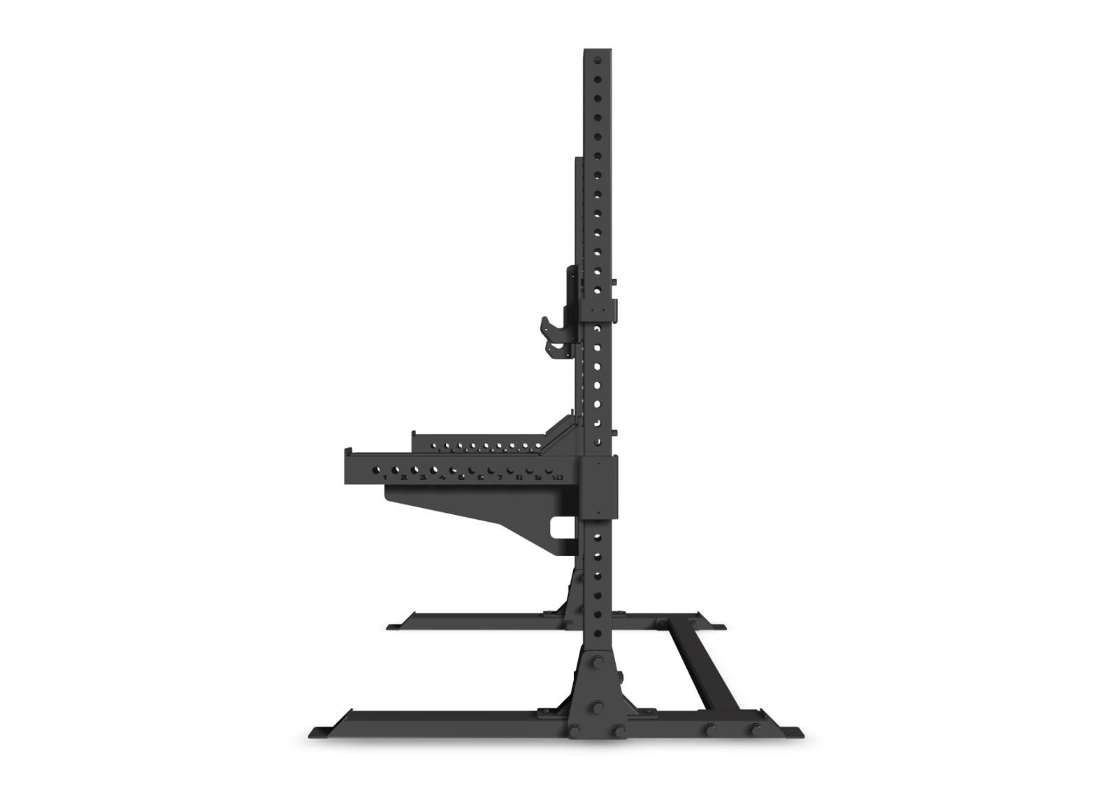 Squat Rack 3x3 inch - heavy duty squat stand