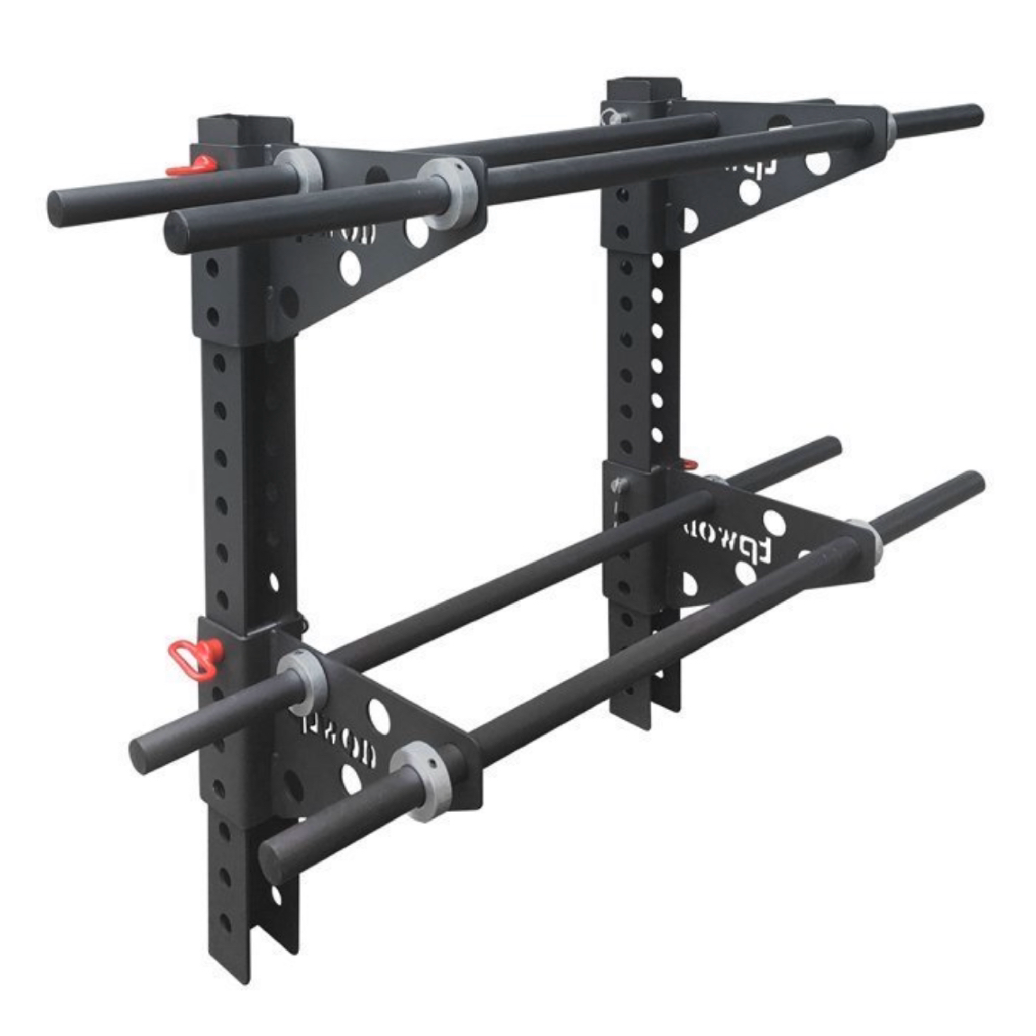 Wall Ball  Rack - Fits 6 wall balls - Great Lakes Strength Manufacturing