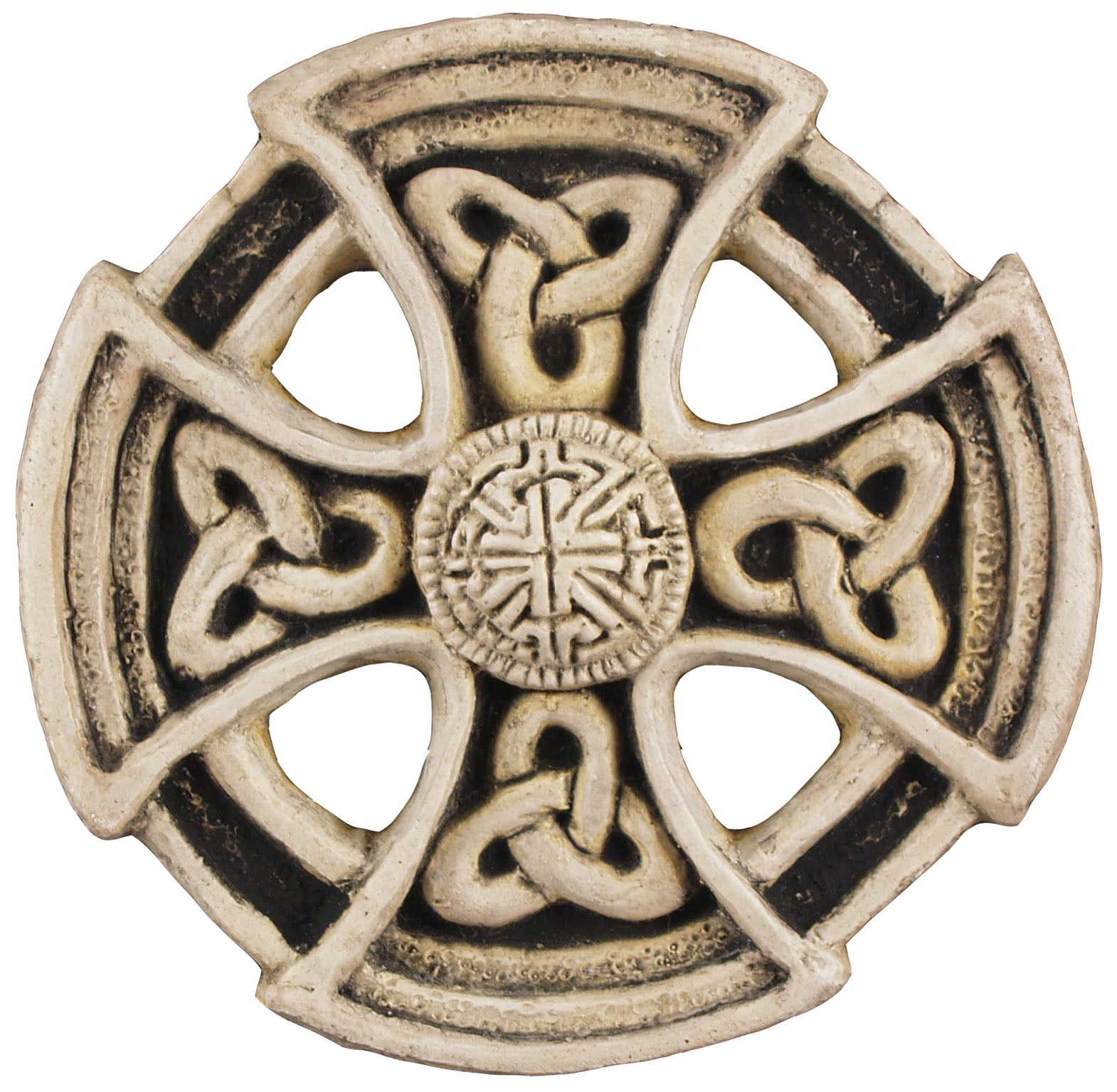 St. Columba Wheel Cross