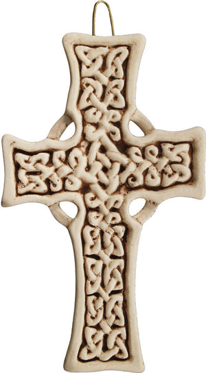 Iona Cross Ornament 303