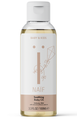 Naïf / Soothing baby oil
