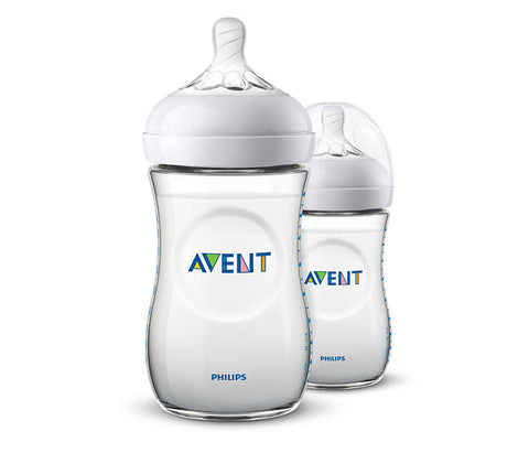 Avent / Natural fles duo pak / 260 ml