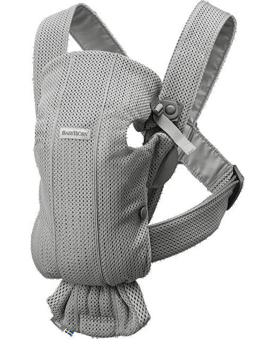 Babybjörn / Baby carrier mini / Airy mesh grey