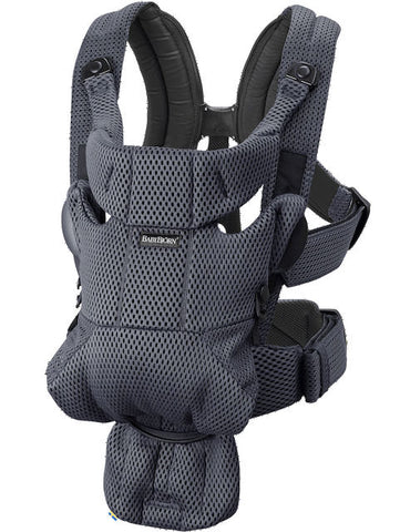 Babybjörn / Baby carrier move / Airy mesh Anthracite