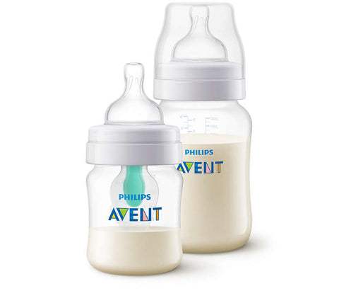 Avent / Anti-colic fles duo pak / 125 & 260 ml