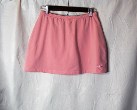 Pink Athletic Skort