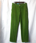Green Corduroy  Pants