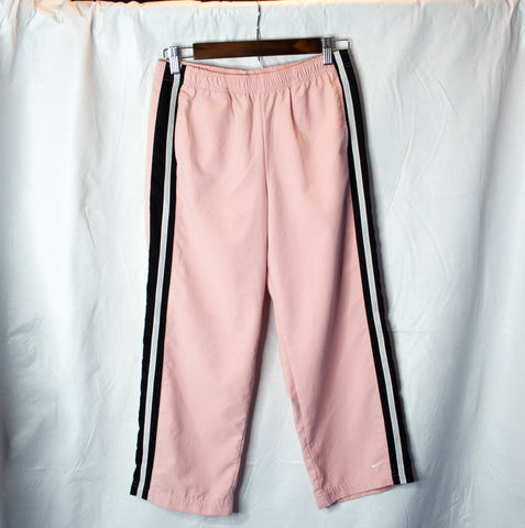 Pink  Athletic Capris
