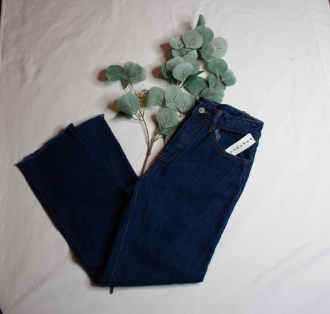 J. Galt shanghai  Dark Washed Denim Jeans