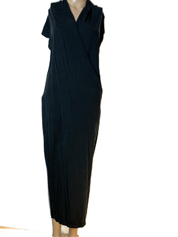 H&M Black Exclusive Maxi Dress
