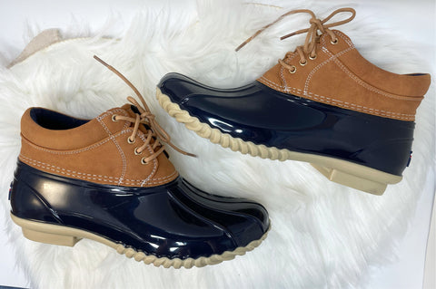 Tommy Hilfiger Low Cut Duck Boot