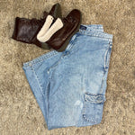 The Blues High Rise Jeans