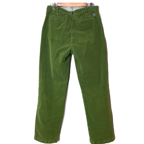 Castaway Nantucket Green Corduroy Pants