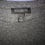 Talbots Sparkly top